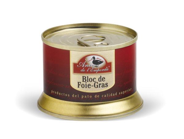 BLOC FOIE-GRAS llauna 130 GR.