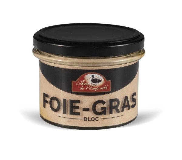 BLOC FOIE-GRAS Vidre 140 GR.