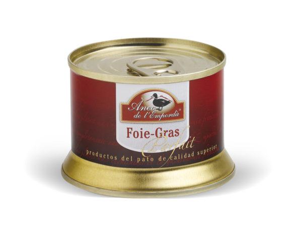 FOIE-GRAS PARFAIT Llauna 130 gr.